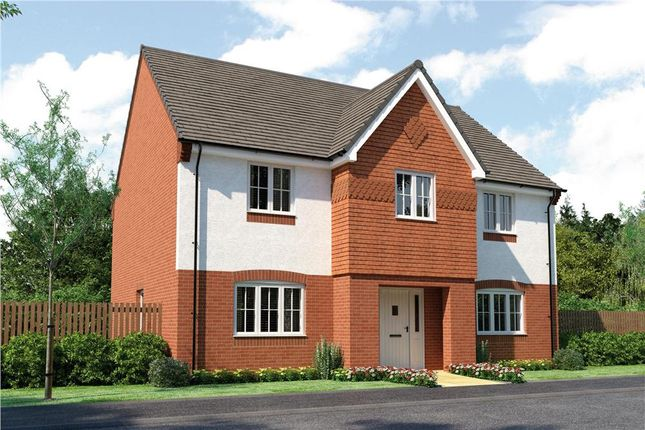 "Thumbnail Detached house for sale in ""Chichester"" at Radbourne Lane, Derby"