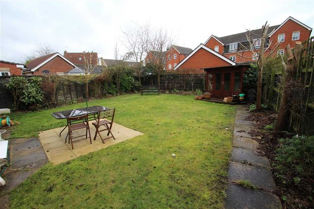 Outside of Jeavons Lane, Grange Farm, Kesgrave, Ipswich IP5