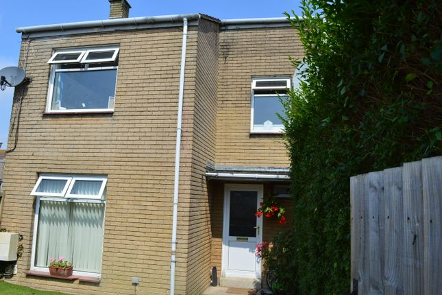 Thumbnail End terrace house for sale in Crawshay Court, Llantwit Major