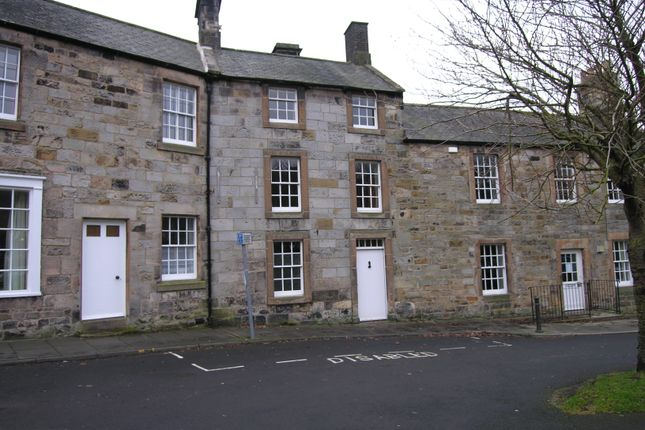 Thumbnail Town house for sale in Market Place, Rothbury