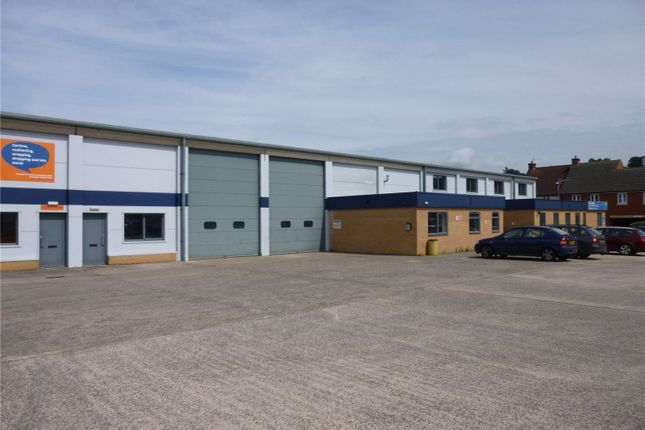 Thumbnail Light industrial to let in Seaton Mews, West Hendford, Yeovil, Somerset