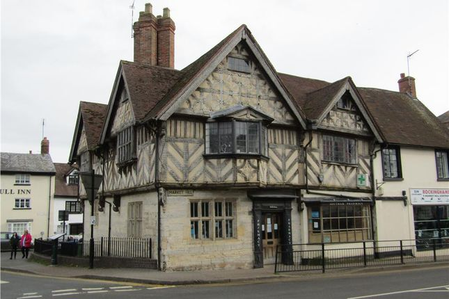 Thumbnail Retail premises for sale in The Manor House, Market Hill, Southam