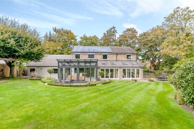 Thumbnail Detached house for sale in Spring Lane, Pannal, Harrogate, North Yorkshire