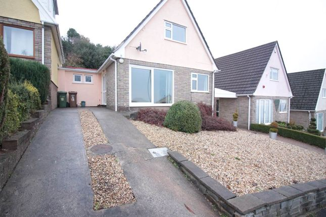 Thumbnail Detached house to rent in Cotswold Way, Risca, Newport