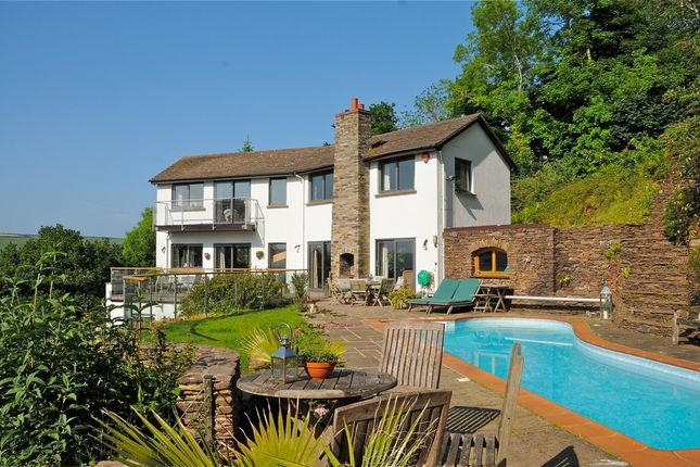 Thumbnail Detached house for sale in Upper Wood Lane, Kingswear, Dartmouth