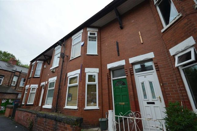 Thumbnail Terraced house to rent in St Ives Road, Rusholme, Manchester, Greater Manchester