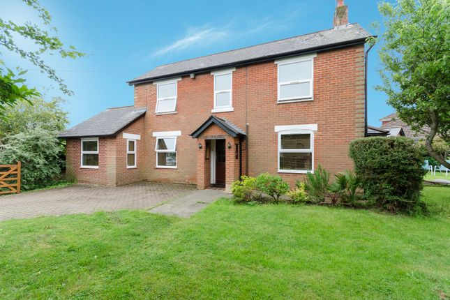 Thumbnail Detached house for sale in Freegrounds Road, Hedge End, Southampton, Hampshire