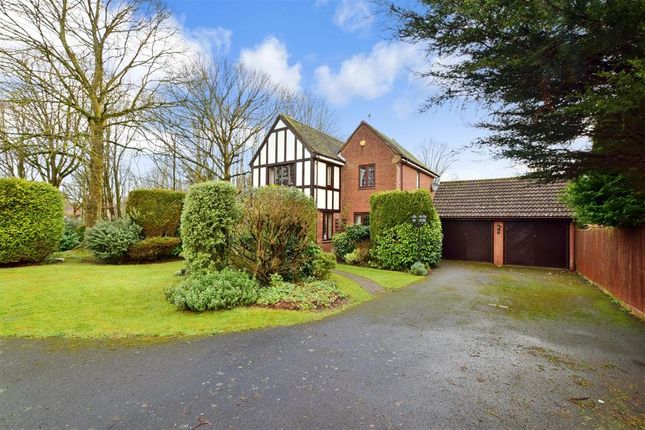 Thumbnail Detached house for sale in Typhoon Road, West Malling, Kent