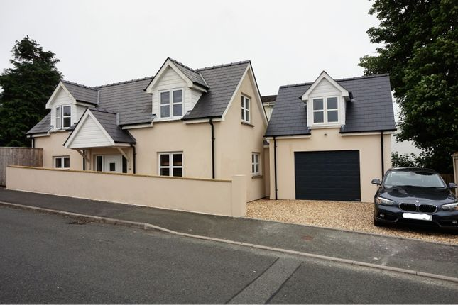 Thumbnail Detached house for sale in Vineyard Vale, Saundersfoot