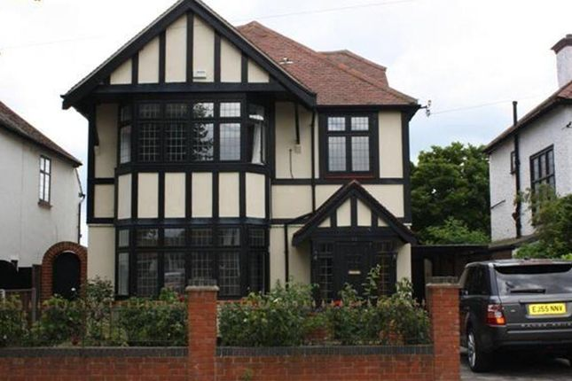 Thumbnail Detached house to rent in Parkanaur Avenue, Southend-On-Sea, Essex SS13Jb