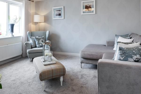"3 bedroom property for sale in ""The Blair At Baxterfield"" at Torbeith Gardens, Hill Of Beath, Cowdenbeath"