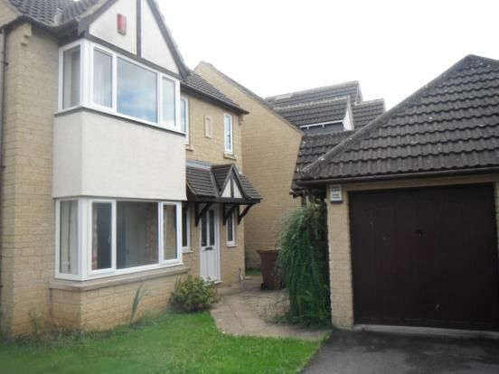 Thumbnail Detached house to rent in Riverside Drive, Chippenham