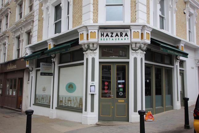 Thumbnail Retail premises to let in Belsize Lane, London