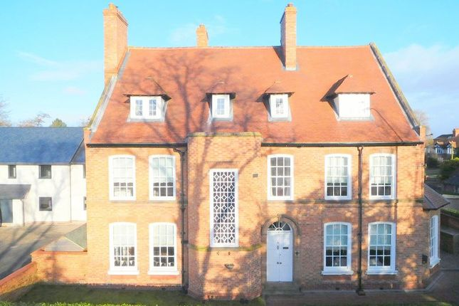 Thumbnail Detached house for sale in Park Road, Nantwich