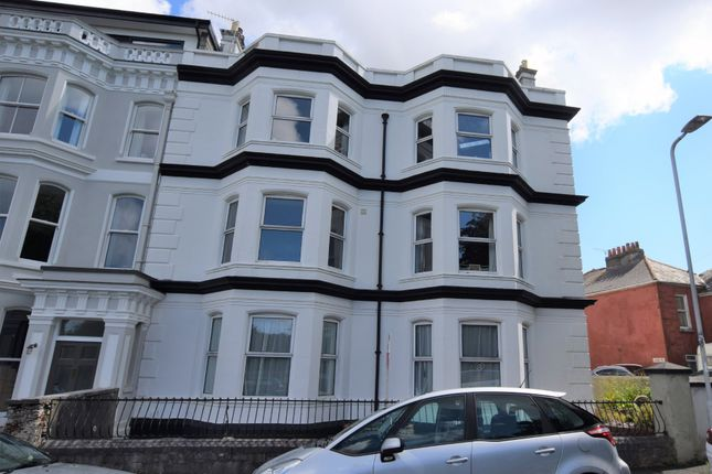 Thumbnail End terrace house for sale in Exmouth Road, Stoke, Plymouth