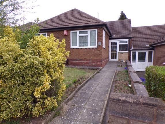 Thumbnail Bungalow for sale in Overdale Avenue, Sutton Coldfield, Birmingham, West Midlands