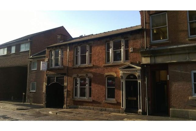 Office to let in Rear Office Building, Kingfisher House, 90 Rockingham Street, Sheffield