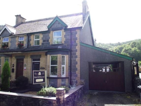 Thumbnail Semi-detached house for sale in Holyhead Road, Pentre Du, Betws-Y-Coed, Conwy