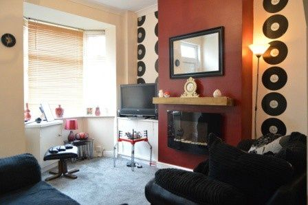 Thumbnail Terraced house to rent in Victoria Street, Basford, Stoke-On-Trent