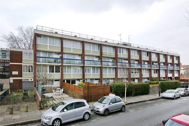 Thumbnail Maisonette to rent in Kinross House, Bemerton Estate, London