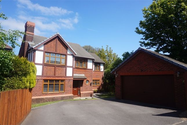Thumbnail Detached house for sale in Tir-Berllan, Oakdale, Blackwood, Caerphilly
