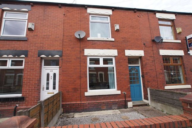 Thumbnail Terraced house to rent in Shaw Road, Royton, Oldham