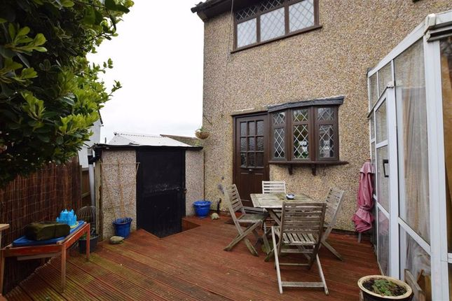 Rear Garden of Abbotts Drive, Stanford Le Hope, Essex SS17