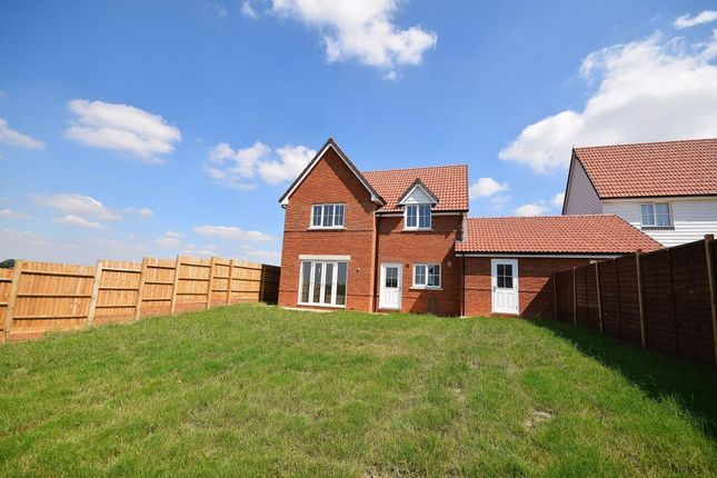 Thumbnail Detached house for sale in Olivers Close, Thaxted, Dunmow