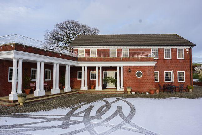 Thumbnail Detached house for sale in Sheridan Grange, Welshpool