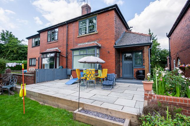 Thumbnail Semi-detached house for sale in 48 Cragg Road, Chadderton