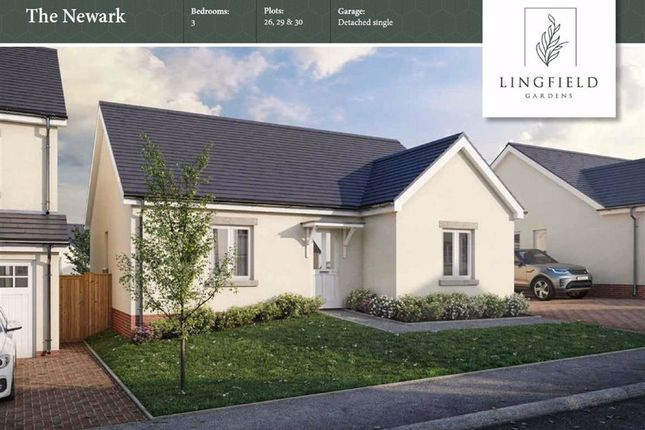 Thumbnail Detached bungalow for sale in Spring Gardens, Whitland