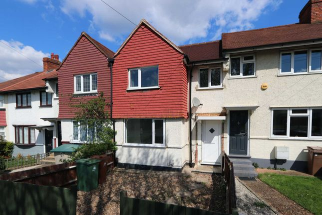 Thumbnail Semi-detached house to rent in Browning Avenue, Worcester Park