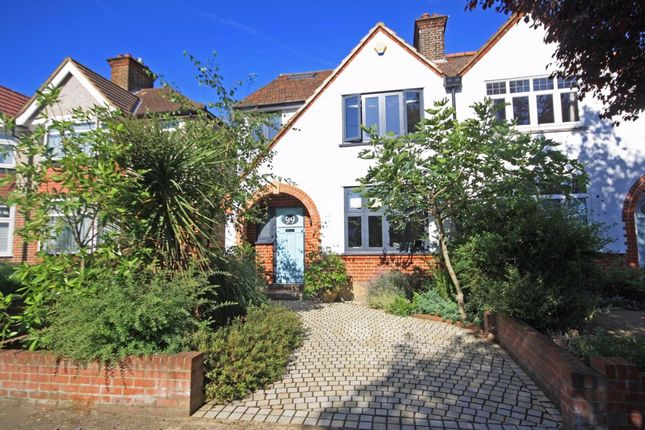Thumbnail Semi-detached house to rent in Woodland Gardens, Isleworth