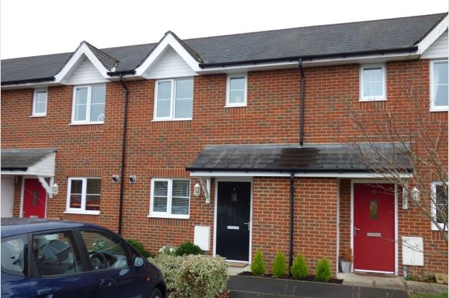 Thumbnail Terraced house for sale in Acorn Avenue, Frimley Green, Camberley, Surrey