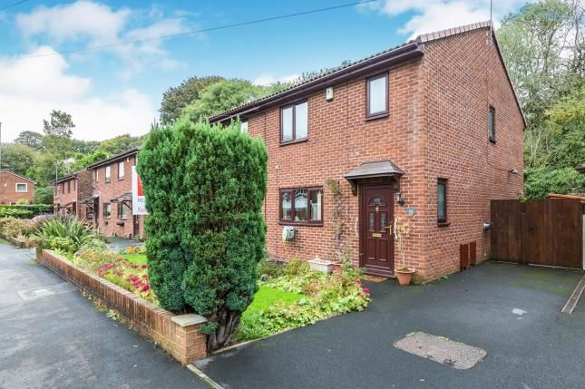 Thumbnail Semi-detached house for sale in Pleasington Close, Blackburn, Lancashire, .
