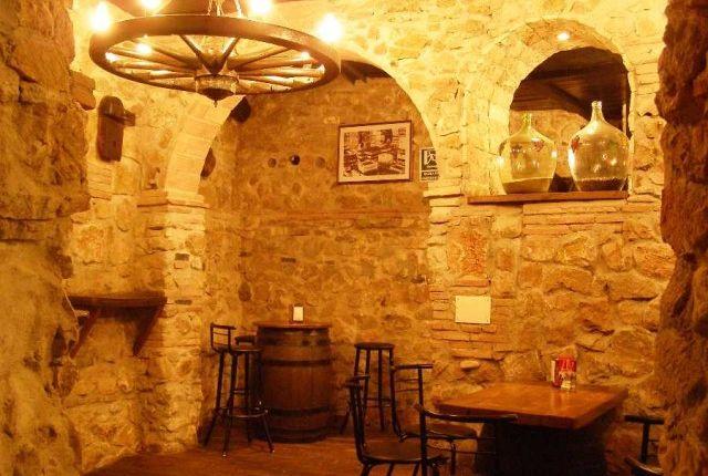 Cellar Bar of Spain, Málaga, Monda