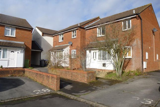 Thumbnail Property to rent in Buckleaze Close, Trowbridge