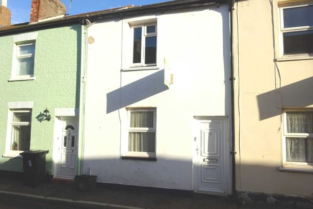 Thumbnail Cottage to rent in George Street, Exmouth