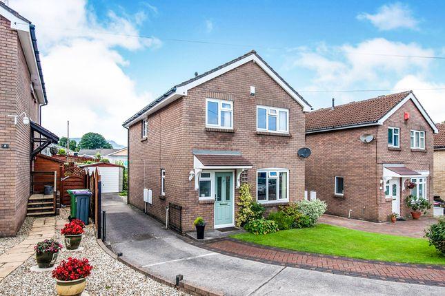 Thumbnail Detached house for sale in Oak Tree Close, New Inn, Pontypool