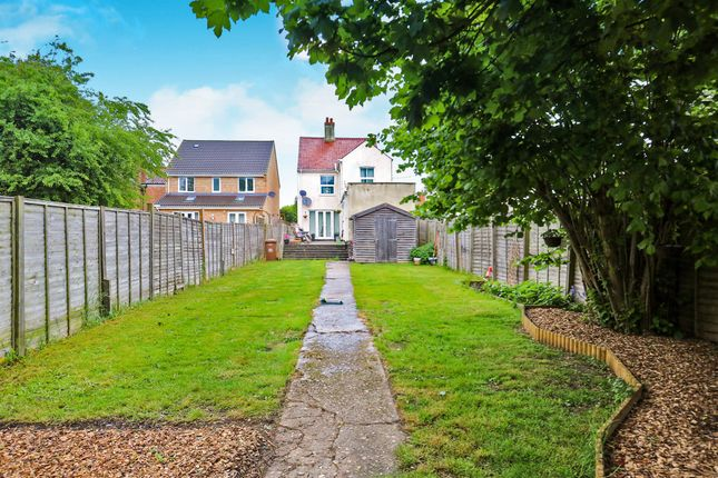 Thumbnail Detached house for sale in Church Road, Brandon