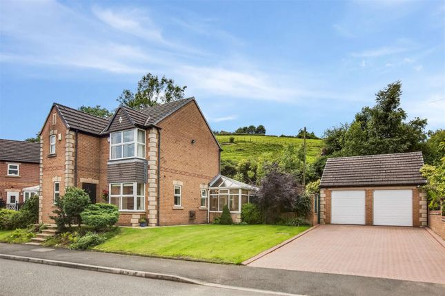 Thumbnail Detached house for sale in Pollard Grove, Littleborough