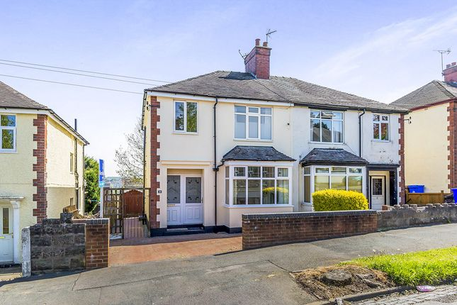 Semi-detached house for sale in Bank Hall Road, Burslem, Stoke-On-Trent