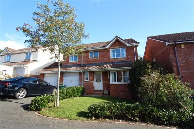 Thumbnail Detached house to rent in Humphries Park, Exmouth