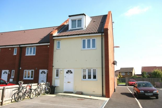 Thumbnail Flat to rent in Bower Fields, Bridgwater