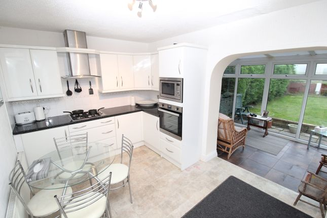 2 bed semi-detached house to rent in St. Andrews Road, Penycoedcae, Pontypridd CF37