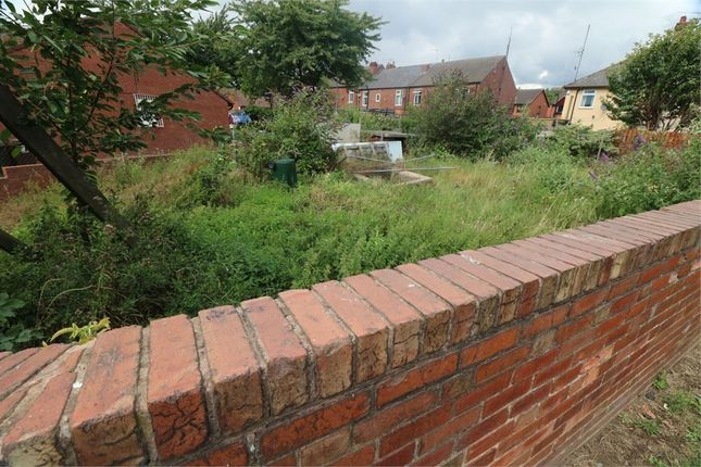 Potential Development Plot, Rear Of 1B Mappins Road, Catcliffe, Rotherham, South Yorkshire S60