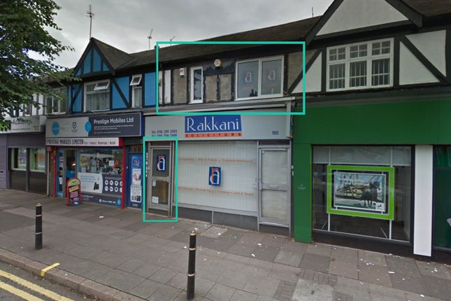 Thumbnail Land to rent in Melton Road, Belgrave, Leicester