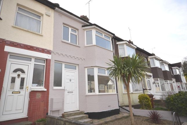 Thumbnail Terraced house to rent in Mitchell Avenue, Chatham