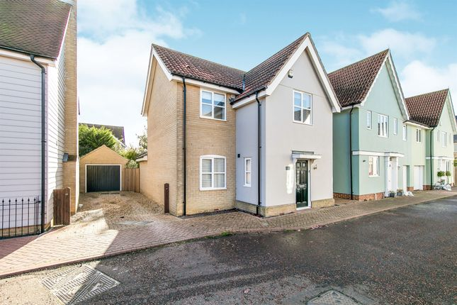 Thumbnail Semi-detached house for sale in Hale Way, Severalls Industrial Park, Colchester