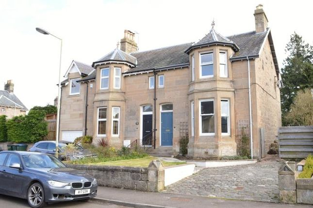 Thumbnail Semi-detached house to rent in Pitcullen Terrace, Perth